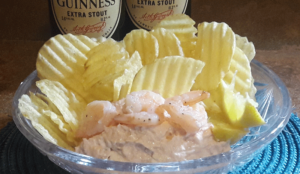 Easy Shrimp Dip For Birthday, Holiday & Superbowl Parties