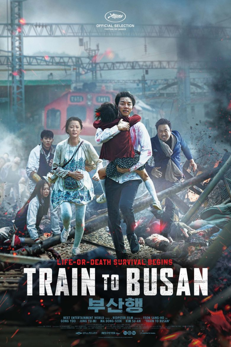 Train To Busan - Zombie Movie