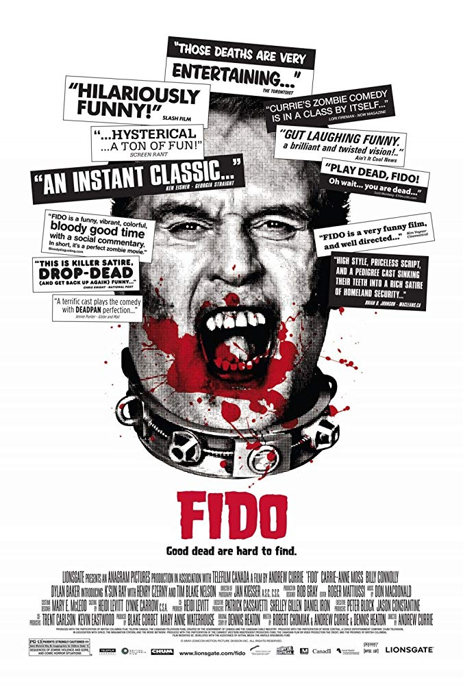 2006 Fido Zombie Movie